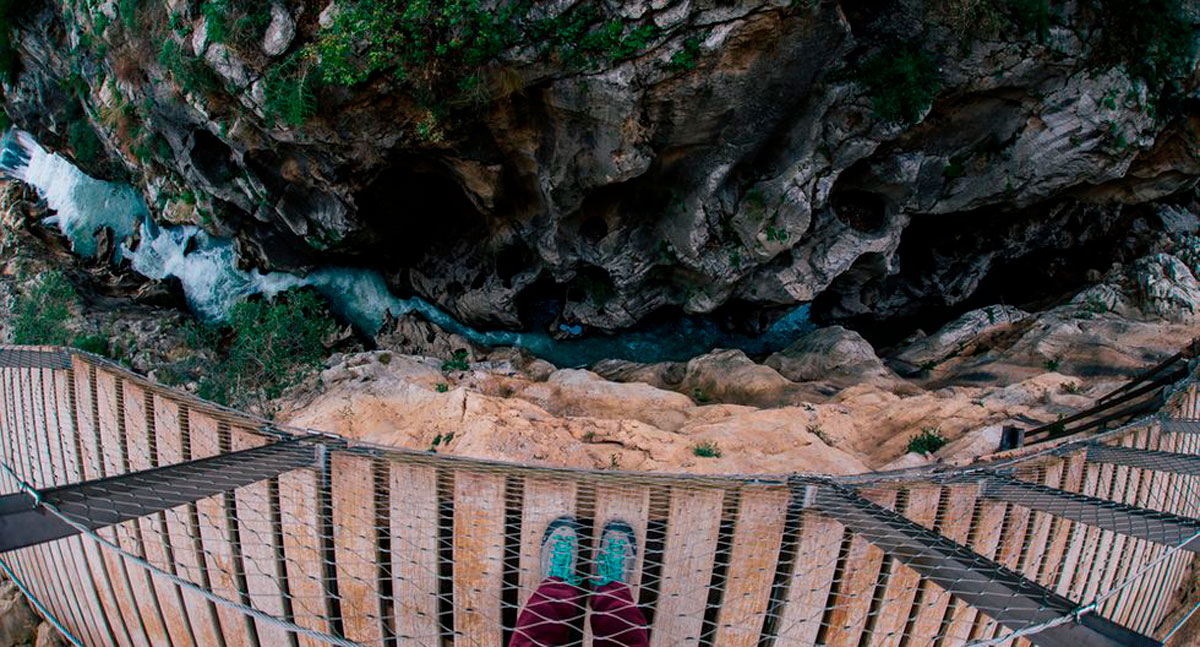 Caminito del Rey Fotos Málaga