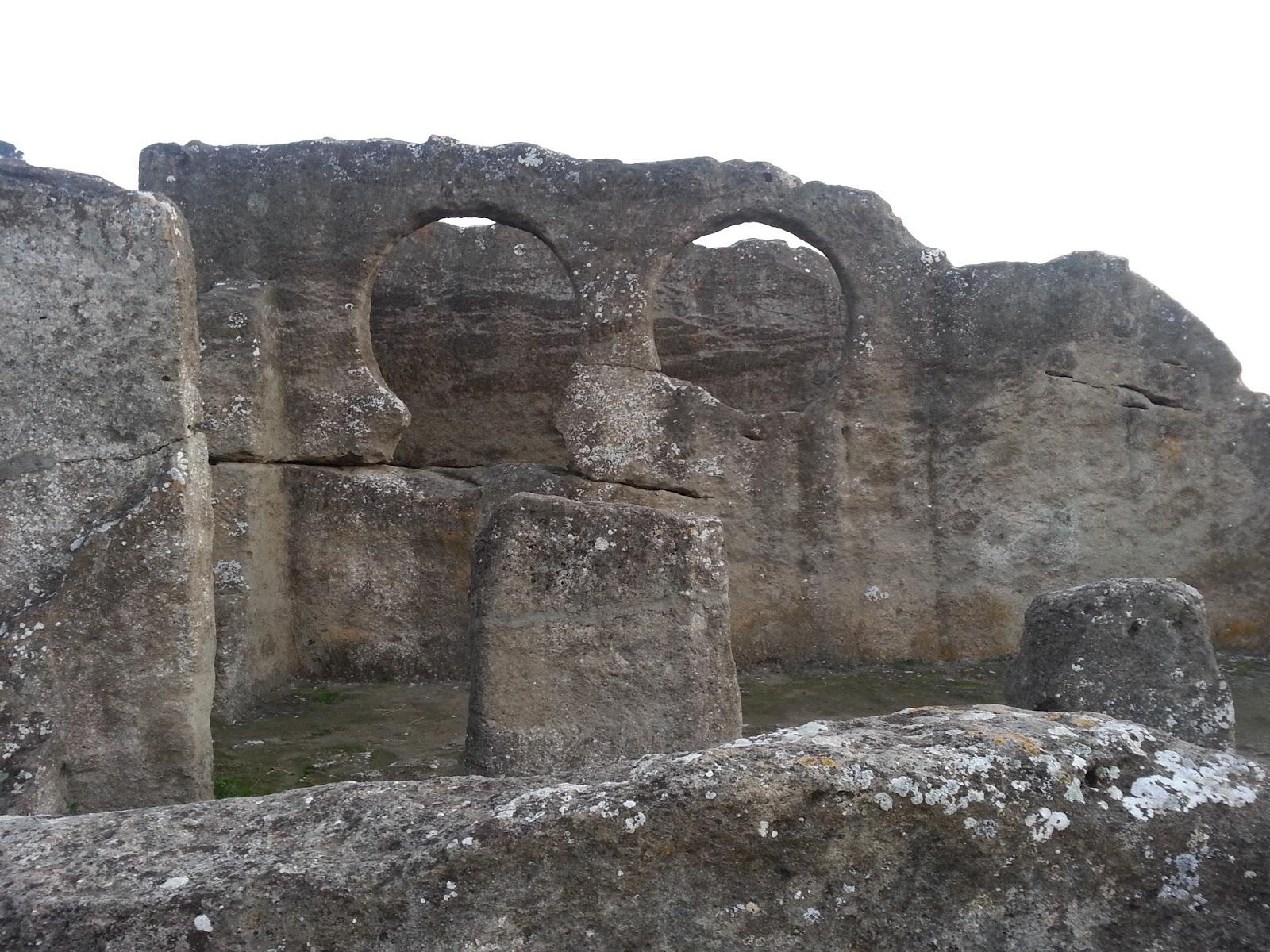 Les ruines de Bobastro - Caminito del Rey Málaga